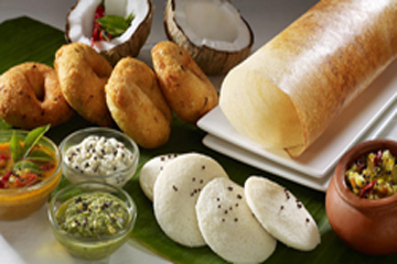 South Indian Specials Menu